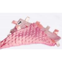 Doodoo Blanky Taglet (Pink)